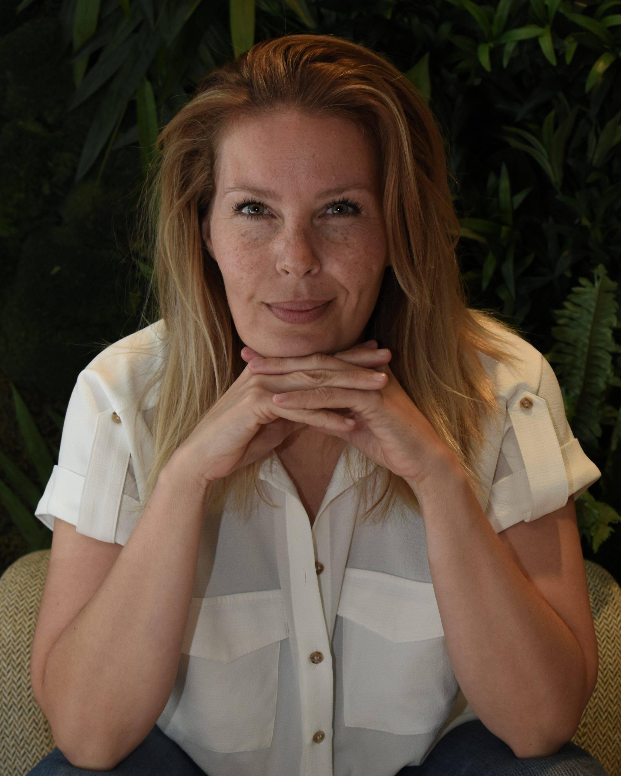 Kristel van Eijk voice over
